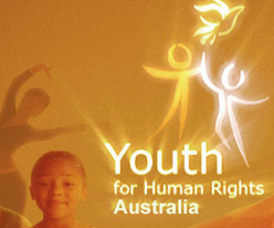 Youth for Human Rights Australia logo