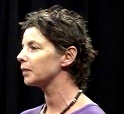 Teacher addressing students re activities