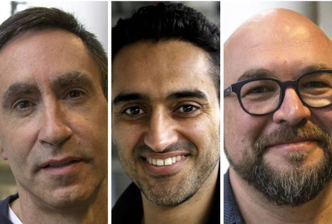 William Cavanaugh, Waleed Aly, Scott Stephens