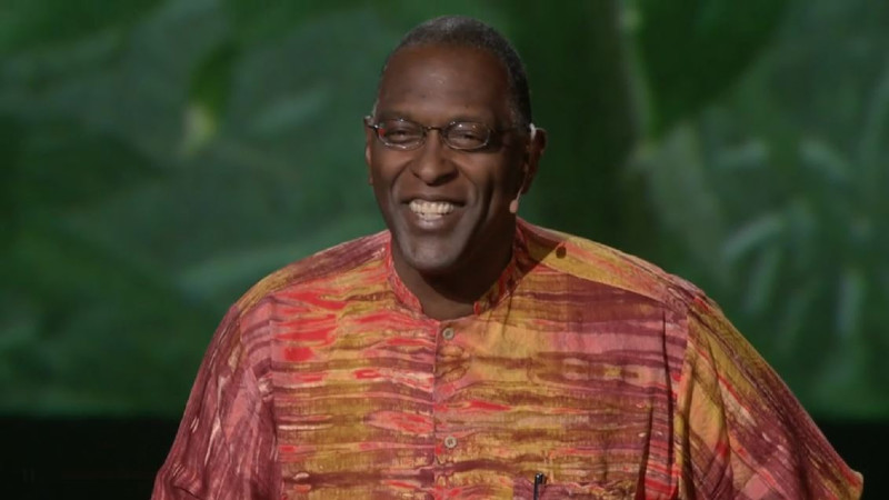 John Hunter: Teaching the World Peace Game