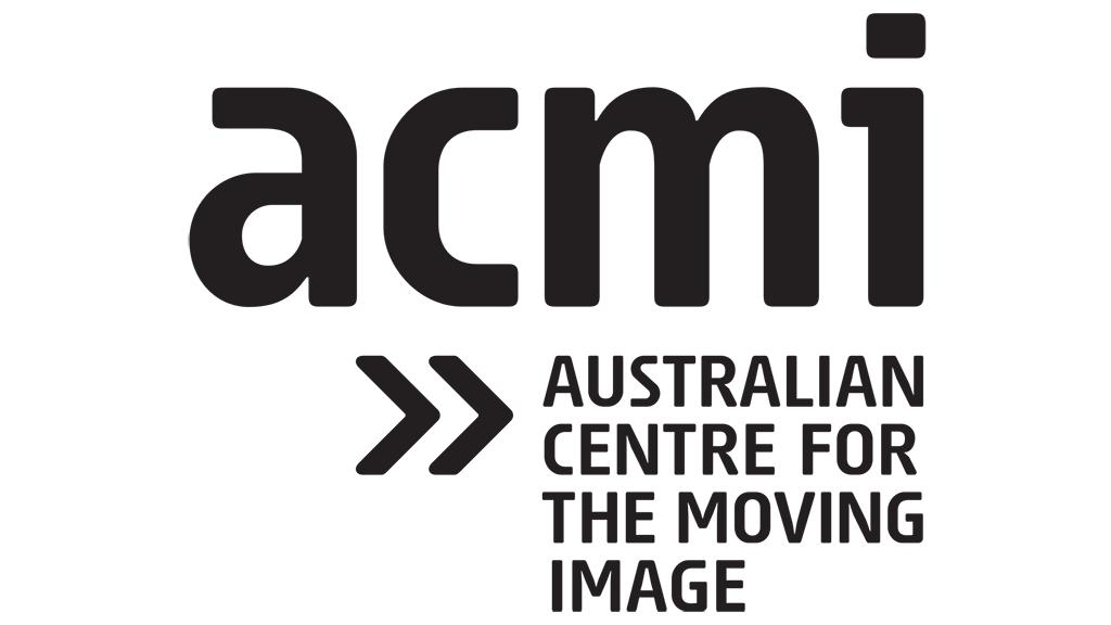 Australian Centre for the Moving image logo