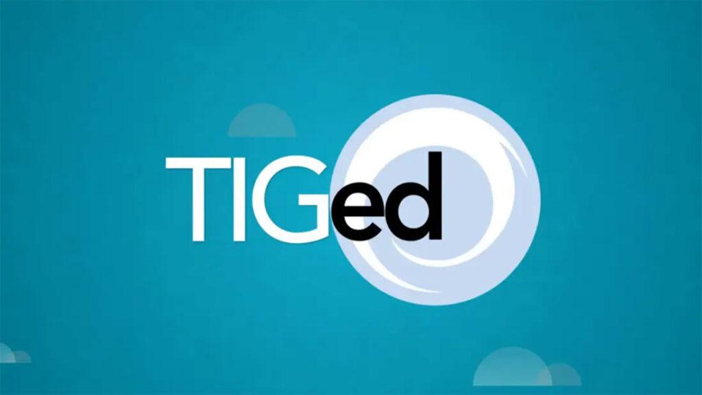 TIGed logo